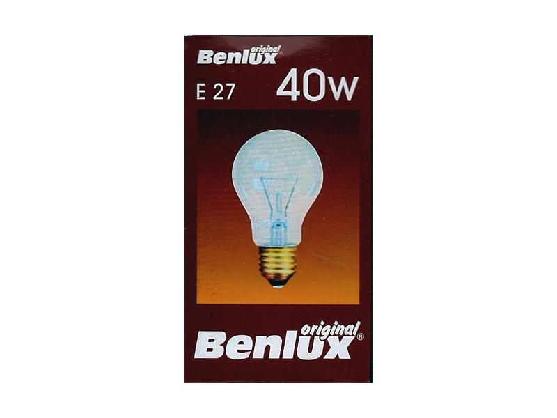 labudovic-sijalice eng-BENLUX Light Bulb 40W