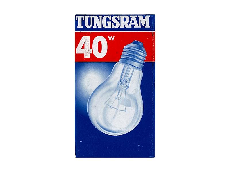 labudovic-sijalice eng-TUNGSRAM Light Bulb 40W A50