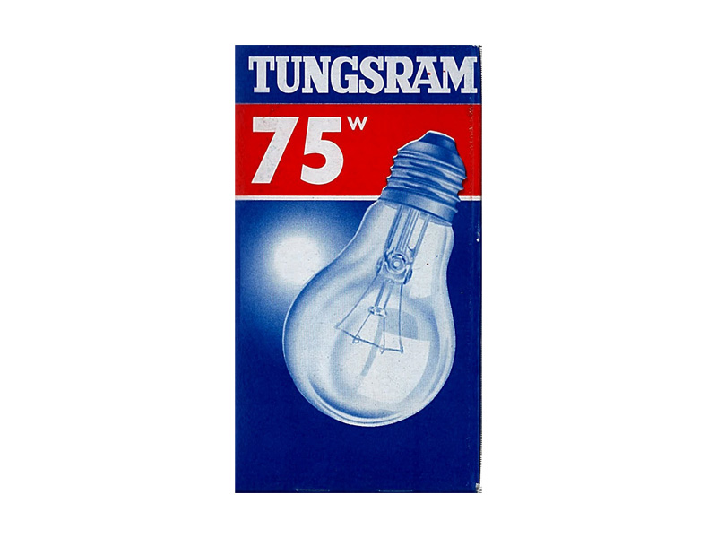 labudovic-sijalice eng-TUNGSRAM Light Bulb 75W A50