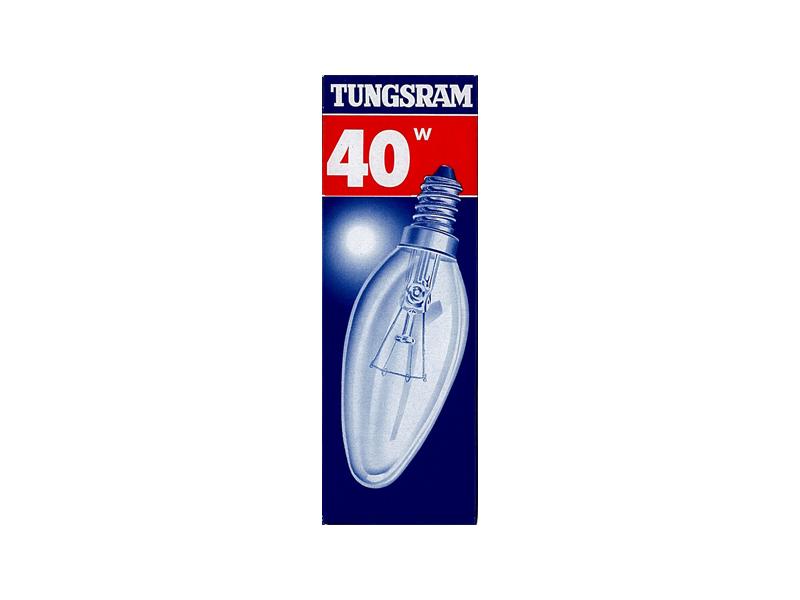 labudovic-sijalice eng-TUNGSRAM Light Bulb 40W E14