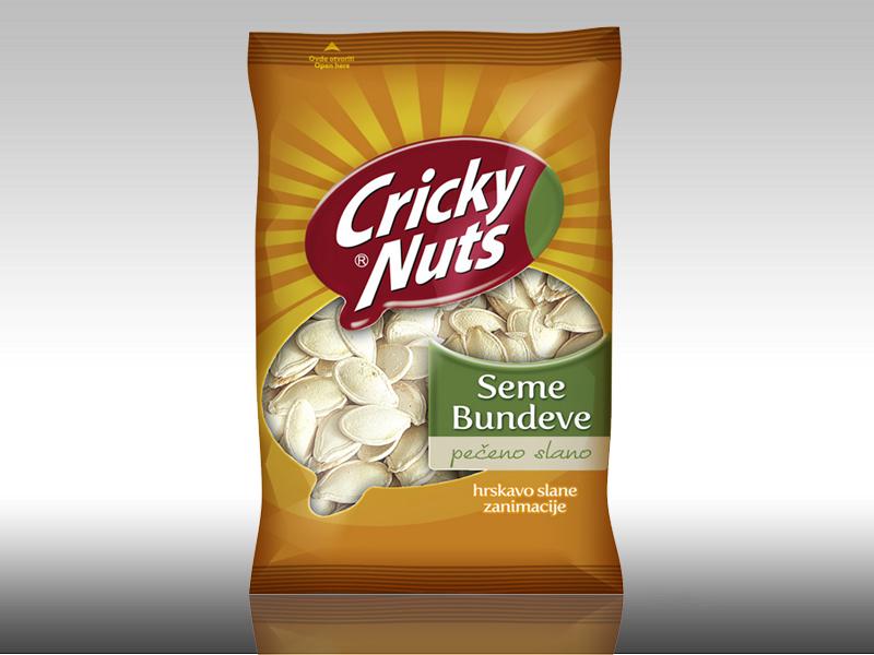 labudovic-cricky eng-CRICKY Pumpkin Seeds 150g