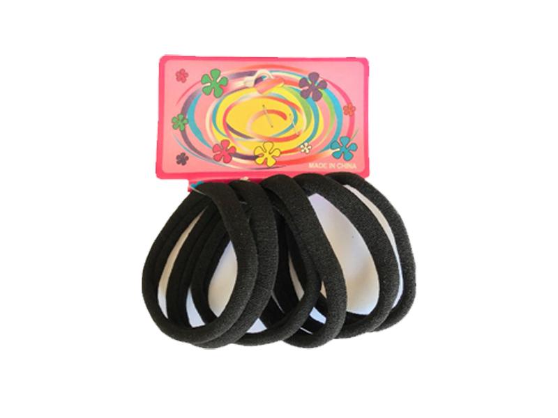 labudovic-gumice i ukosnice-gumice za kosu crne