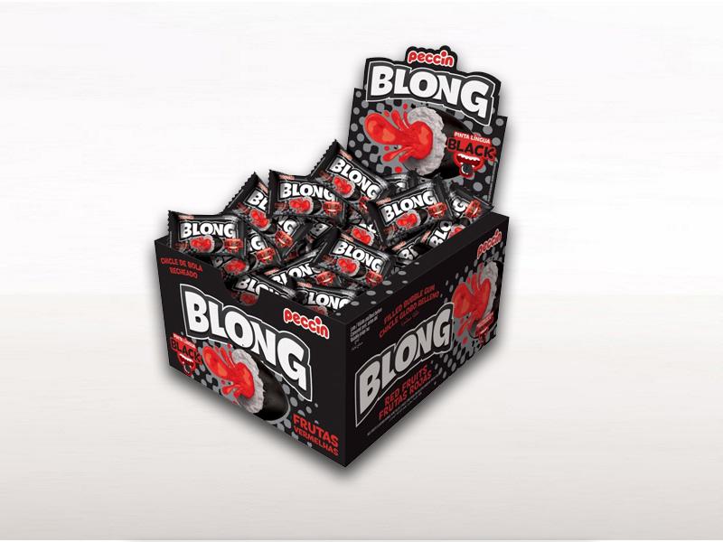 labudovic-lizalice i zvake eng-blong black chewing gum 5g