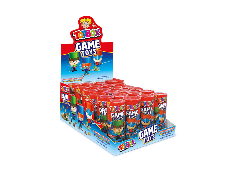 labudovic-toybox-Toy Box Game Toys čoko kamenčići sa igračkom 10g 1-24