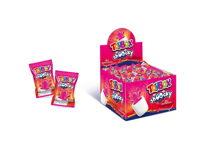 labudovic-toybox-Toy Box Shoocky šok žvaka Jagoda 4g 1-100