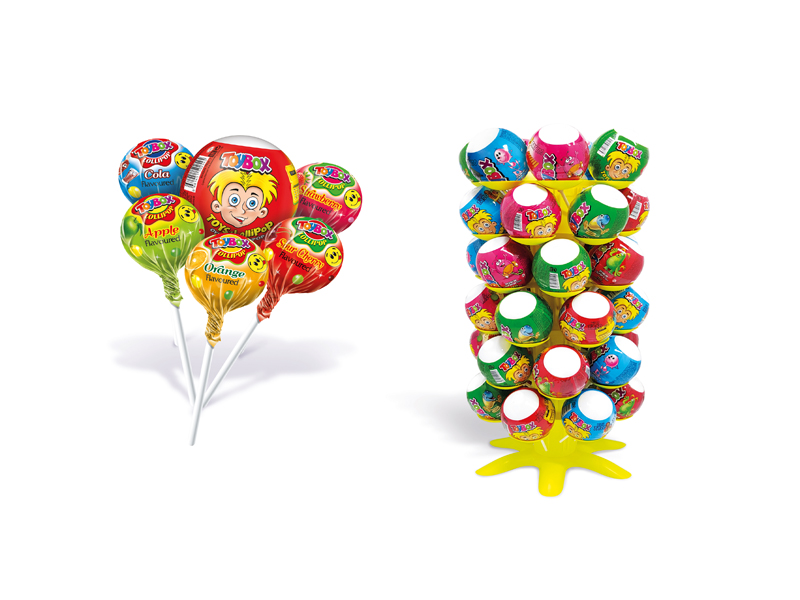 labudovic-toybox- Toy Box lizalica(11g) sa igračkom + tetovaža ili 3D sličica 1-43