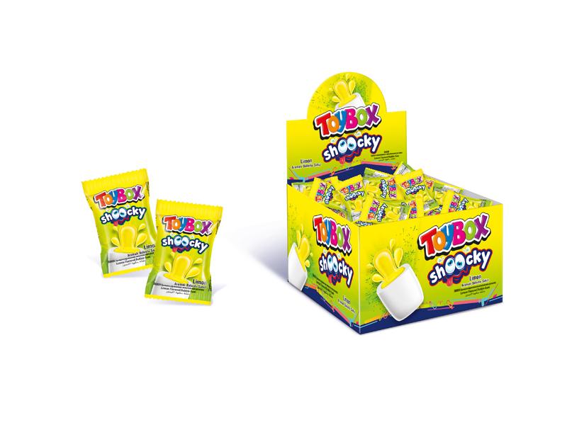 labudovic-toybox-toybox Shoocky šok žvaka Limun 4g 1-100 copy