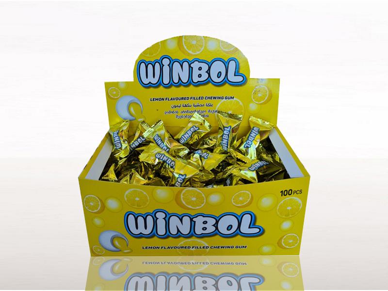 labudovic-lizalice i zvake-WINBOL Limun žvakaća guma 3,5g