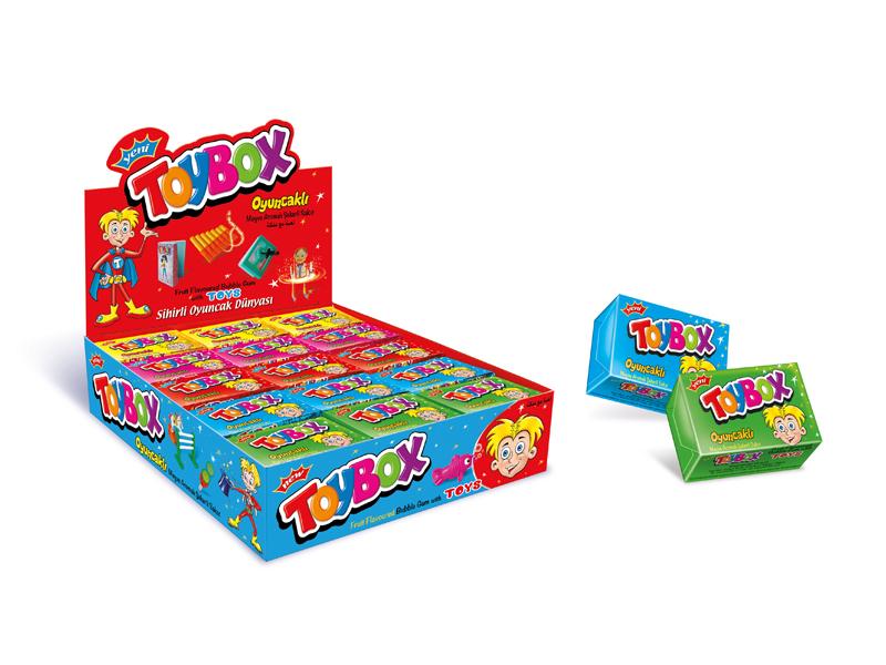 labudovic-toybox-Toy Box žvake sa igračkom 5g