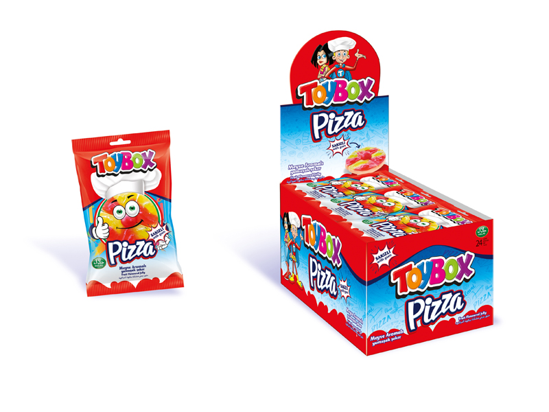 labudovic-toybox-Toy Box gumene bombone Pizza 20g